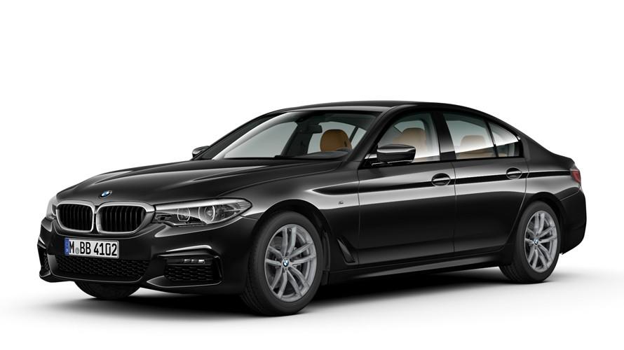 BMW 5 Series 520D Luxury Line Diesel