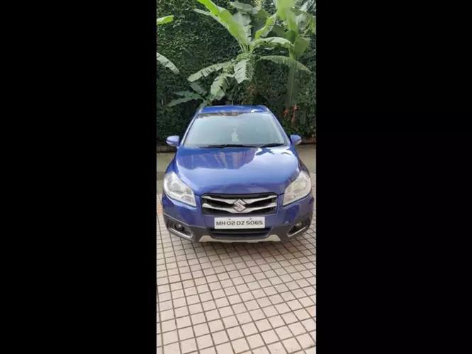 Maruti Suzuki S-Cross Zeta 1.3 Diesel MT
