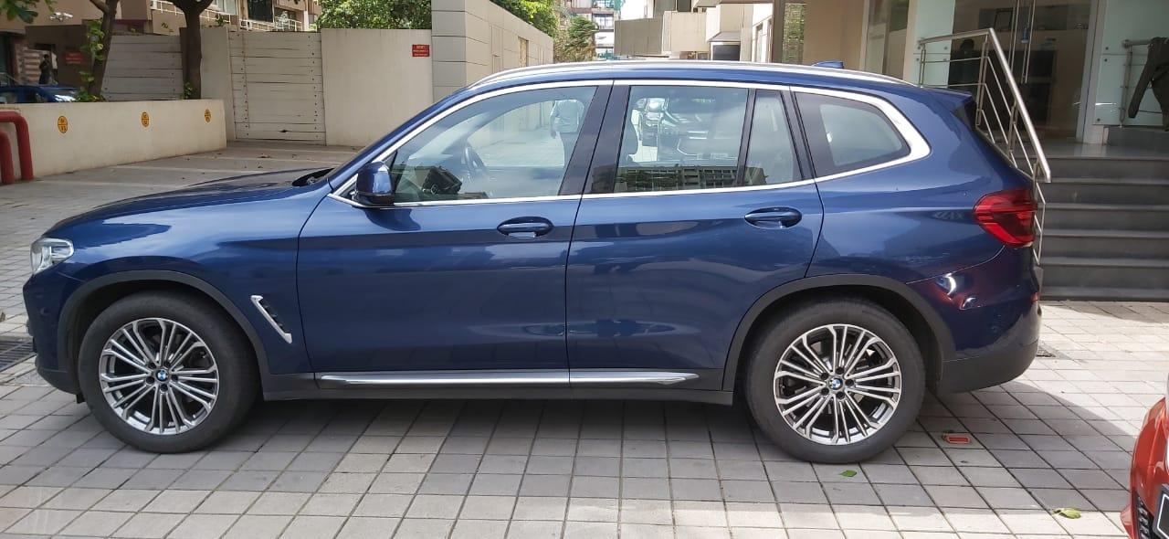 BMW X3 xdrive 20d Luxury Line Diesel