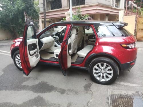 Land Rover Range Rover Evouque Prestige SD4 AT Diesel