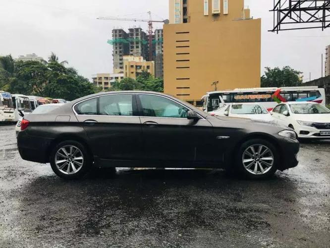 BMW 5 Series 520d Sedan Diesel