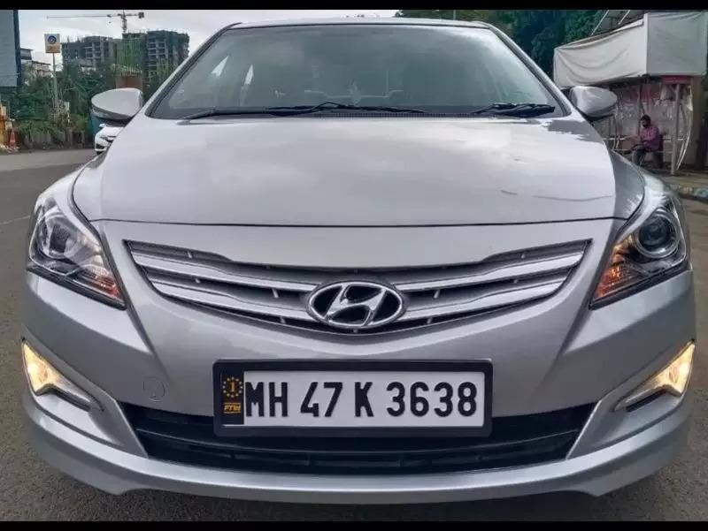 Hyundai Verna 1.6 CRDI SX Diesel MT
