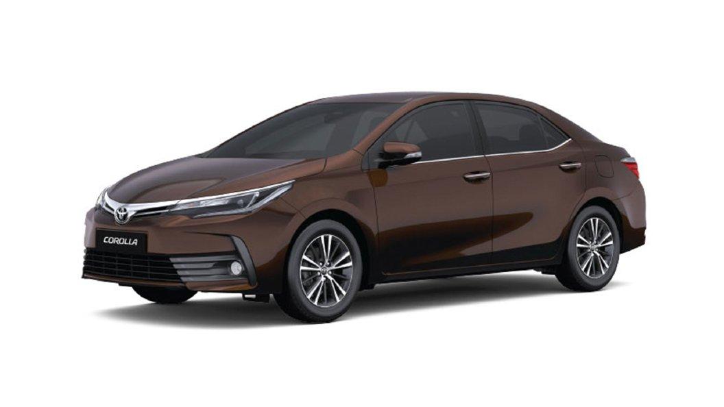 Toyota Corolla Altis 1.8  J Plus Petrol
