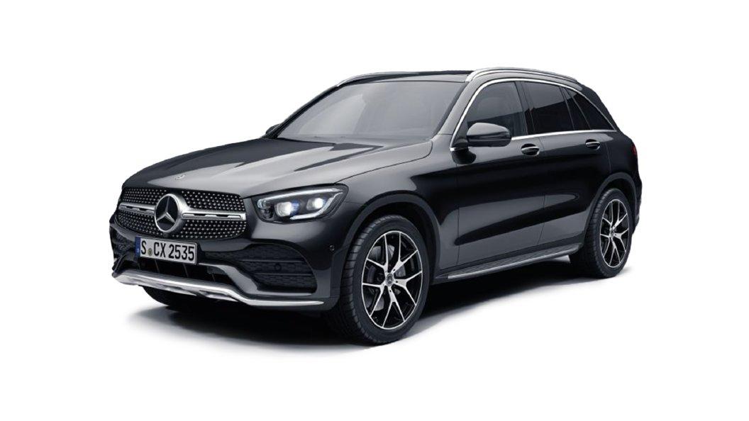 Mercedes-Benz GLC 220 d Progressive