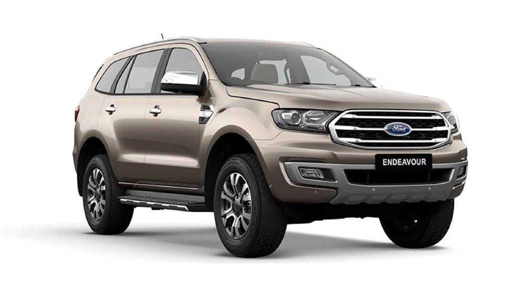 Ford Endeavour 2.0L Titanium 4x2 AT