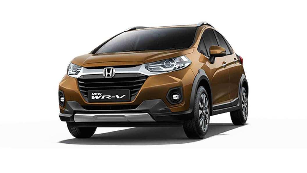 Honda WR-V S MT PETROL