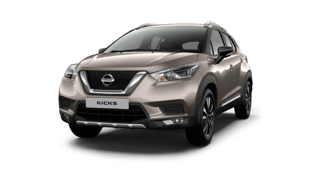Nissan Kicks XL Petrol