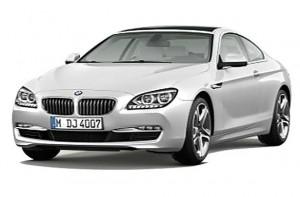 BMW 6 Series Gran Turismo 630i Luxury Line