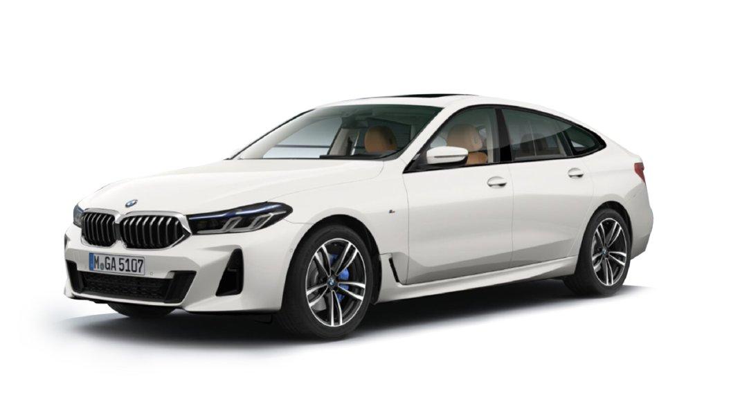 BMW 6 Series Gran Turismo 630i M Sport
