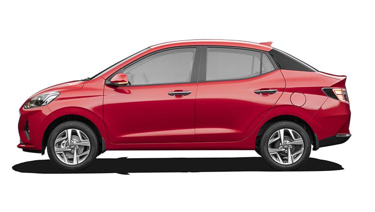 Hyundai Aura E MT Petrol