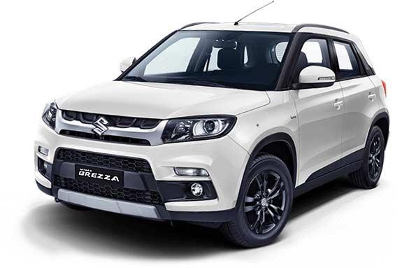 Maruti Suzuki Vitara Brezza Price In Mumbai Janoffers Images Specs