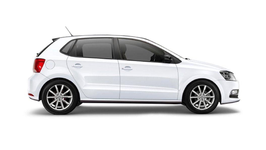 Volkswagen Polo 1.0 Trendline Petrol