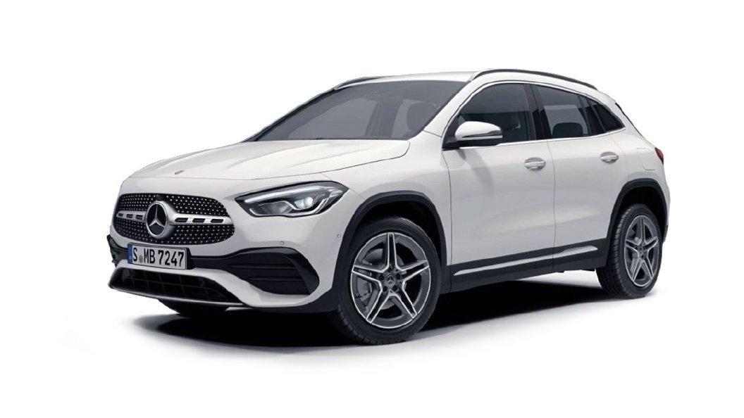 Mercedes-Benz GLA 200 Urban Edition