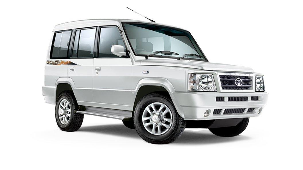Tata Sumo Gold CX BS IV