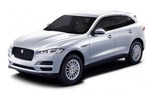 Jaguar F-Pace 2.0-Litre Prestige