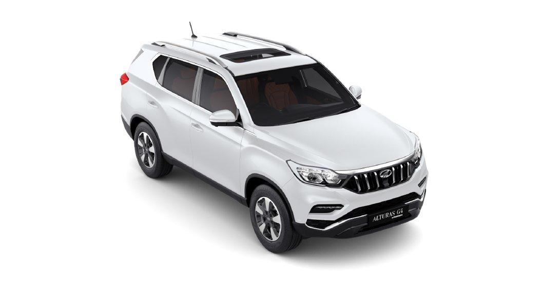 Mahindra Alturas G4 2WD AT