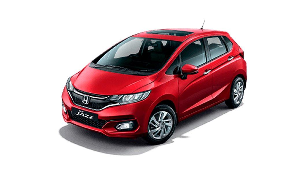 Honda Jazz V MT Petrol