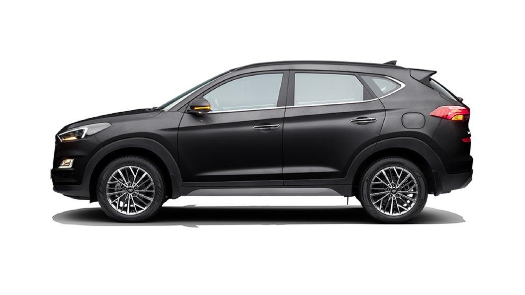 Hyundai Tucson Nu 2.0 6-Speed Automatic GL (O)