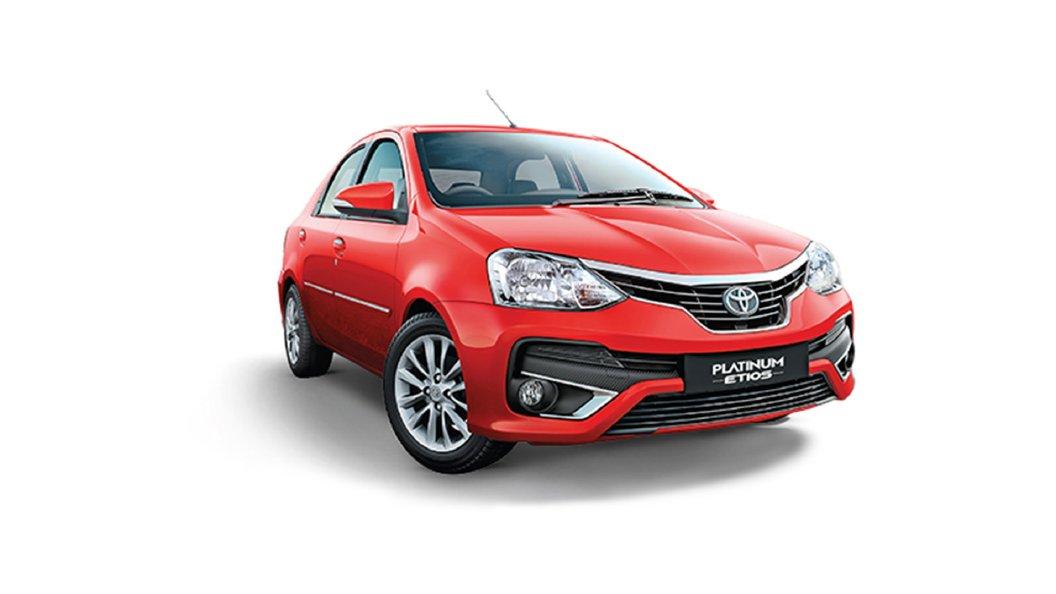 Toyota Platinum Etios G Petrol