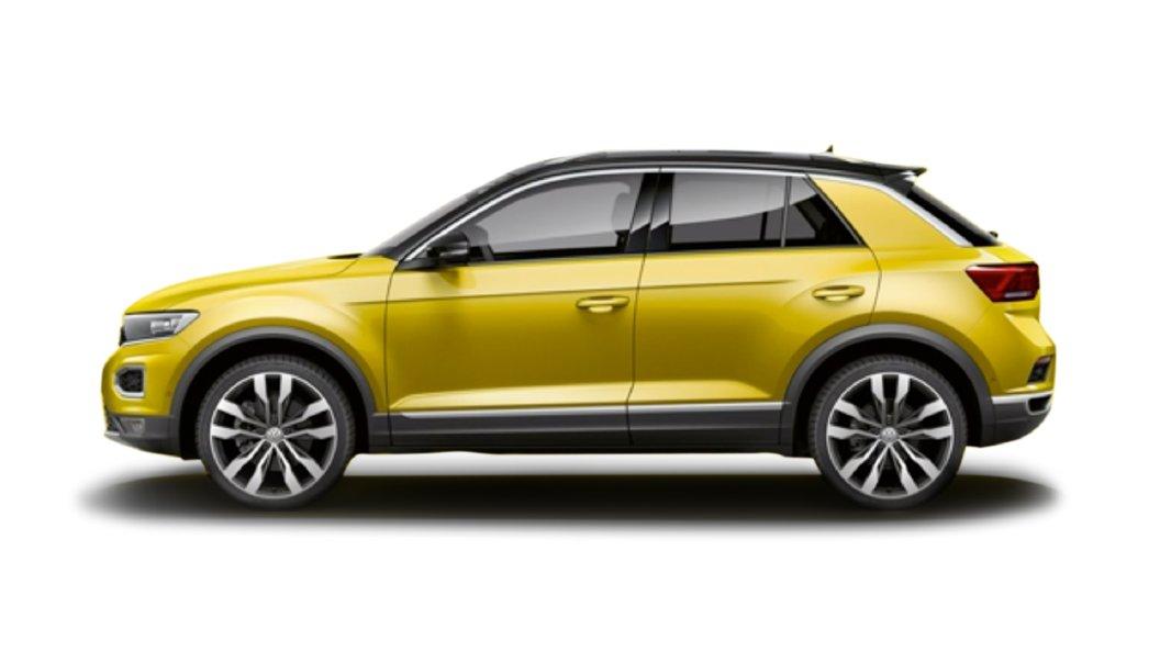 Volkswagen T-Roc 1.5 TSI