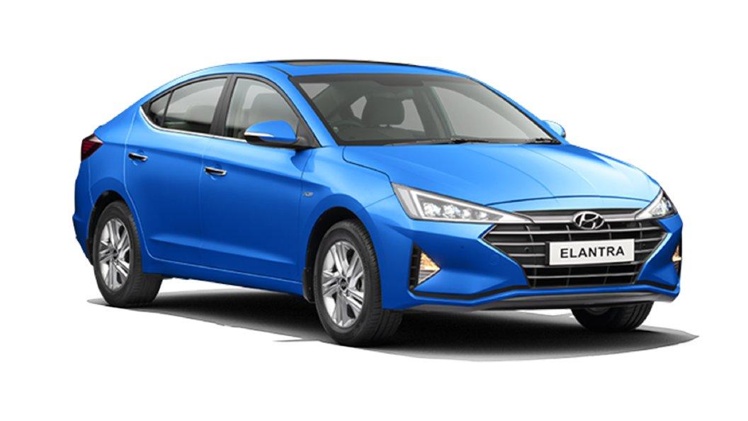 Hyundai Elantra 2.0 MPI S
