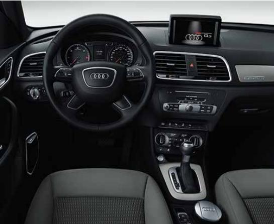 Audi Q3 PI 30TDI q Premium