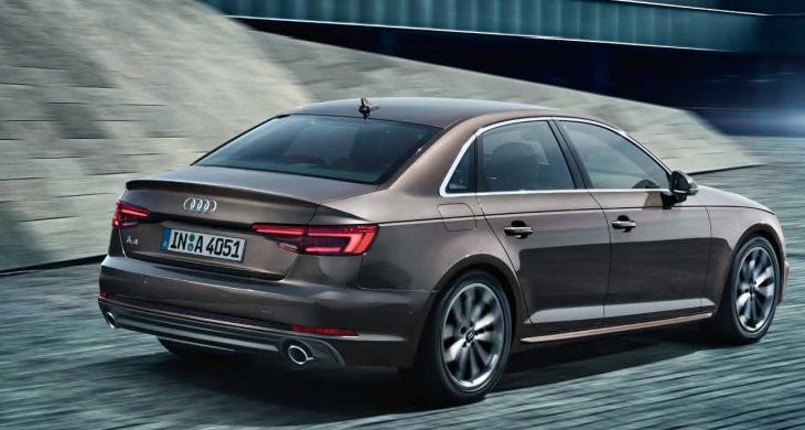 Audi A4 30 TFSI Technology