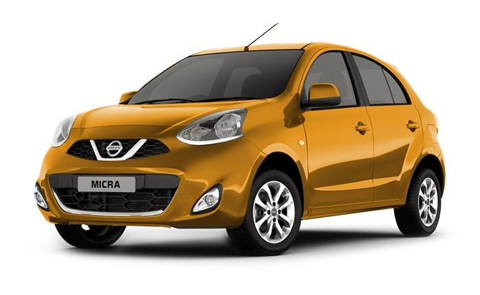 Nissan Micra Mc