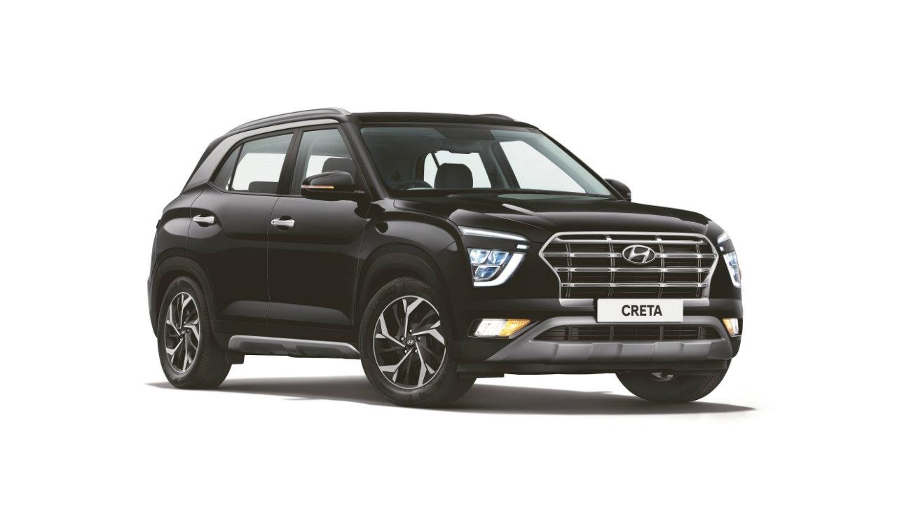 Hyundai Creta BS6