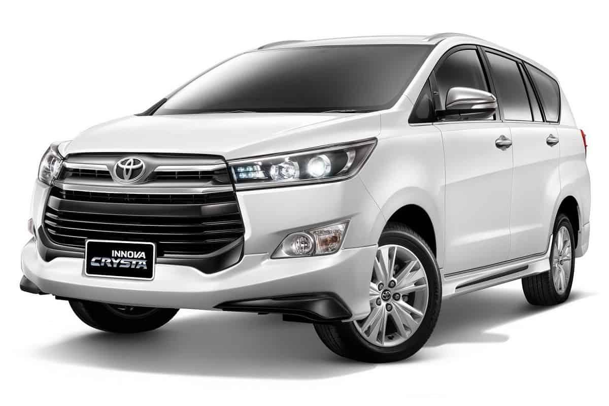 New Toyota Innova Crysta 2020