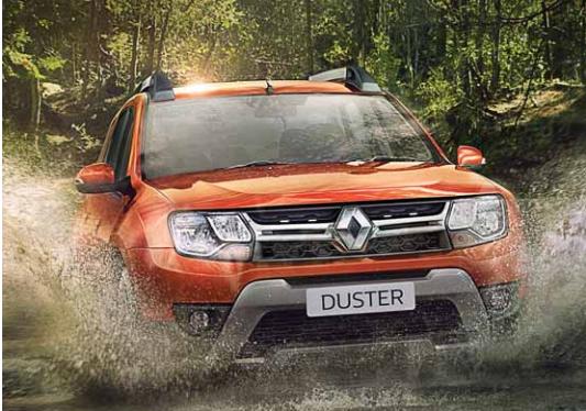Renault Duster STD Diesel 85PS 4x2 MT