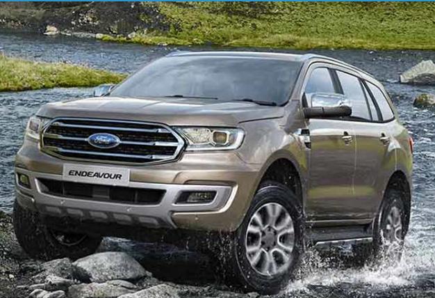 Ford Endeavour Sport : Know An Epic Model Secrets